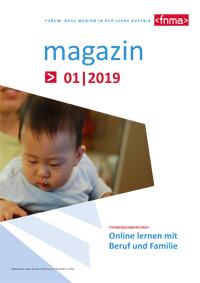 Titelbild fnma Magazin 01/2019