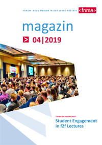 Cover Magazin 04/2019
