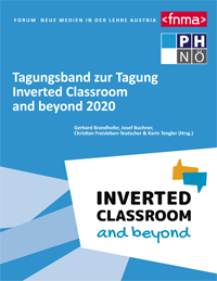 Umschlag Tagungsband zur Tagung Inverted Classroom and beyond 2020