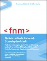 Cover E-Learning Studie