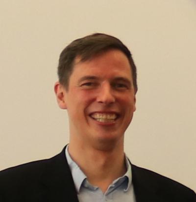 Bild des Vortragenden Alexander Schulz